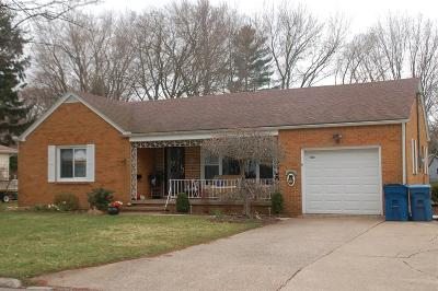 Huron Single Family Home For Sale: 531 Washington Avenue