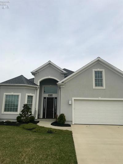 Sandusky Single Family Home For Sale: 3016 Angels Pointe Drive