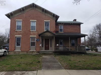 Norwalk Multi Family Home For Sale: 117 E Main Street