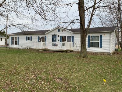 Oak Harbor Single Family Home For Sale: 8830 W State Route 163