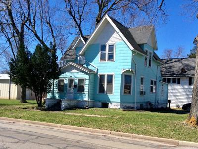 Port Clinton Multi Family Home For Sale: 304 Lincoln Drive