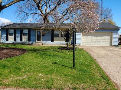 Sandusky Single Family Home For Sale: 3009 Hinde