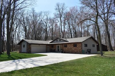 Sandusky Single Family Home For Sale: 5311 Ransom Road