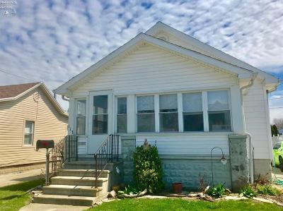 Port Clinton Single Family Home For Sale: 117 Walnut Street