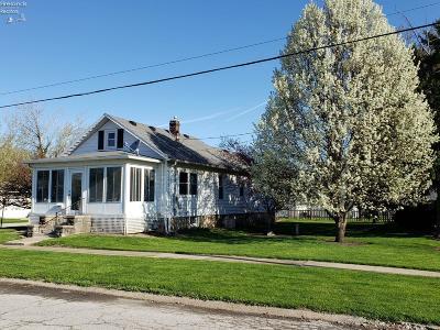 Port Clinton Single Family Home For Sale: 1201 E 3rd Street