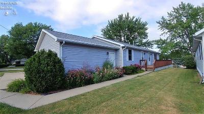 Port Clinton Single Family Home For Sale: 1435 N McCloy Avenue