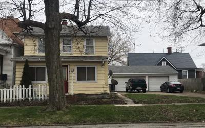 Sandusky Single Family Home For Sale: 1110 W Market Street