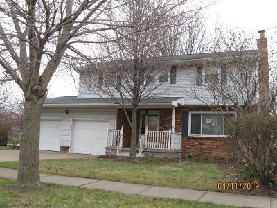 Sandusky Single Family Home For Sale: 1108 E Farwell