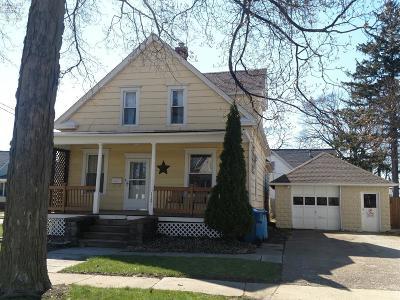 Sandusky Single Family Home For Sale: 1121 Ging Street