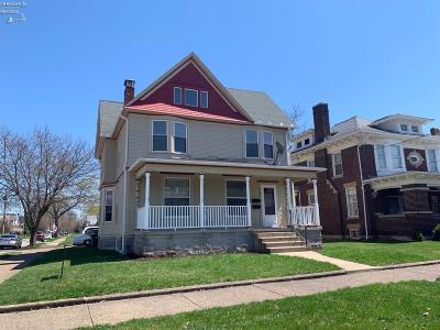 Sandusky Multi Family Home For Sale: 1502 Central Avenue