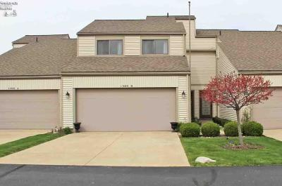Huron OH Condo/Townhouse For Sale: $155,000