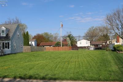Sandusky OH Residential Lots & Land For Sale: $24,900