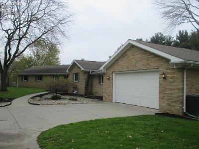 Norwalk Single Family Home For Sale: 4716 St Rt 601