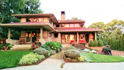Sandusky Single Family Home For Sale: 1831 Cedar Point Road