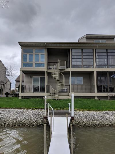 Oak Harbor Condo/Townhouse For Sale: 8887 W Canada Goose Court