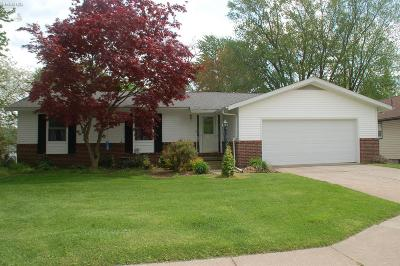 Huron OH Single Family Home For Sale: $212,500