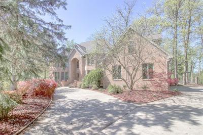 Sandusky Single Family Home For Sale: 4202 Walnut Creek