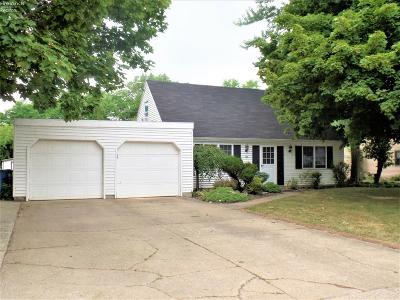 Sandusky Single Family Home For Sale: 423 Michigan Avenue