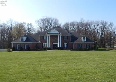 Norwalk Single Family Home For Sale: 643 Hasbrock Road