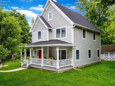 Put-In-Bay Single Family Home For Sale: 566 Victory