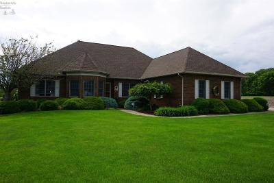 Sandusky Single Family Home For Sale: 3405 Campbell Street