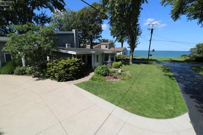 Huron Single Family Home For Sale: 1005 Lakeview