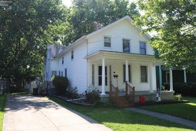 Norwalk Single Family Home For Sale: 15 N Pleasant Street