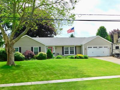 Huron OH Single Family Home For Sale: $229,900