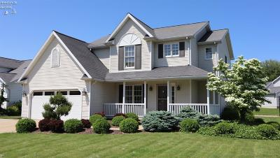 Huron OH Single Family Home For Sale: $289,900