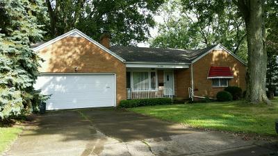 Huron Single Family Home For Sale: 530 Washington Avenue