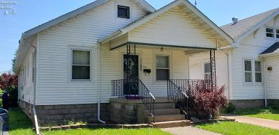 Sandusky Single Family Home For Sale: 1122 Hollyrood