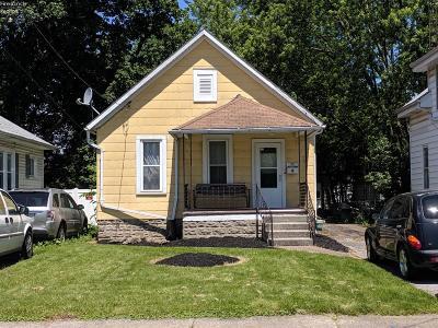 Sandusky Single Family Home For Sale: 125 W Cowdery Street