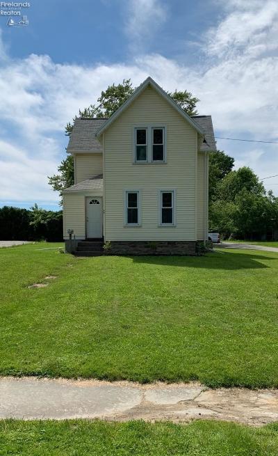 Norwalk Single Family Home For Sale: 49 Cline Street