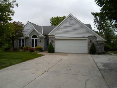 Sandusky Condo/Townhouse For Sale: 4200 Woodridge