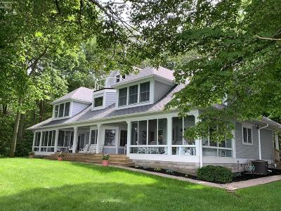 Put-In-Bay Single Family Home For Sale: 2201 Laurel (Laura)