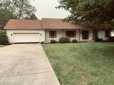 Milan Single Family Home For Sale: 7 Creekside