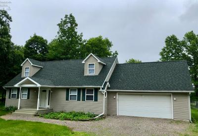 Marblehead OH Single Family Home For Sale: $169,900