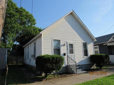 Sandusky Single Family Home For Sale: 1706 W Monroe Street
