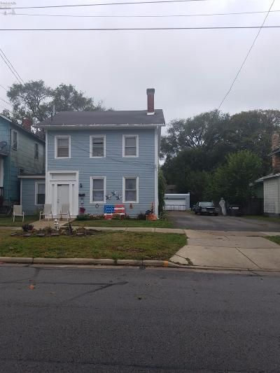 Sandusky Multi Family Home For Sale: 421 E Adams Street