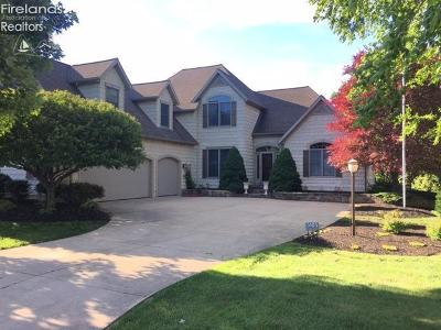 Huron Single Family Home For Sale: 3105 Cassidy Place