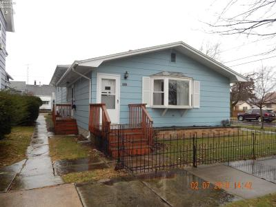 Sandusky Single Family Home For Sale: 1001 Mills