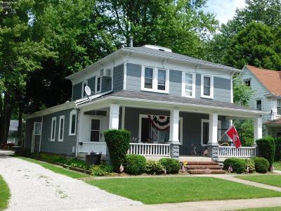 Norwalk Multi Family Home For Sale: 13 S Garden Street