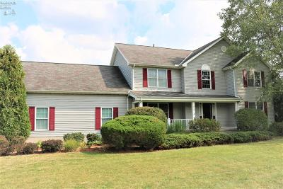 Vermilion OH Single Family Home For Sale: $265,000