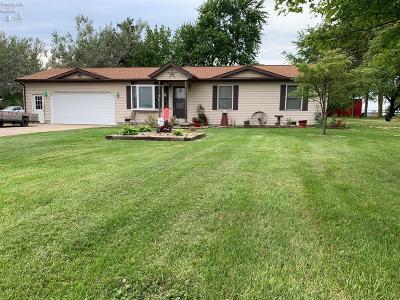 Norwalk Single Family Home For Sale: 1766 Scranton Road