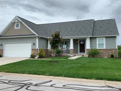 Sandusky Single Family Home For Sale: 6403 Zachary Lane