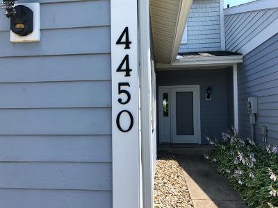Port Clinton Condo/Townhouse For Sale: 4450 E Harbors Edge Drive #3-3