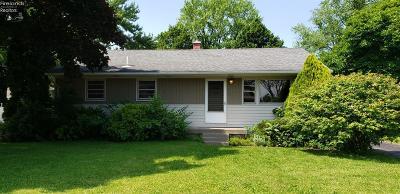 Sandusky Single Family Home For Sale: 117 Lakeland Drive
