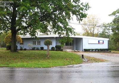 Huron Commercial For Sale: 1225 Mudbrook Road