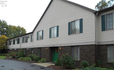 Sandusky Condo/Townhouse For Sale: 4708 Venice Heights Boulevard #202