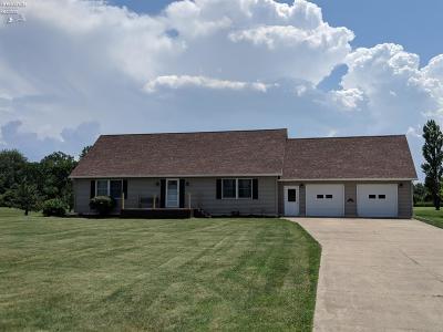Port Clinton Single Family Home For Sale: 5080 E Port Clinton Eastern Road